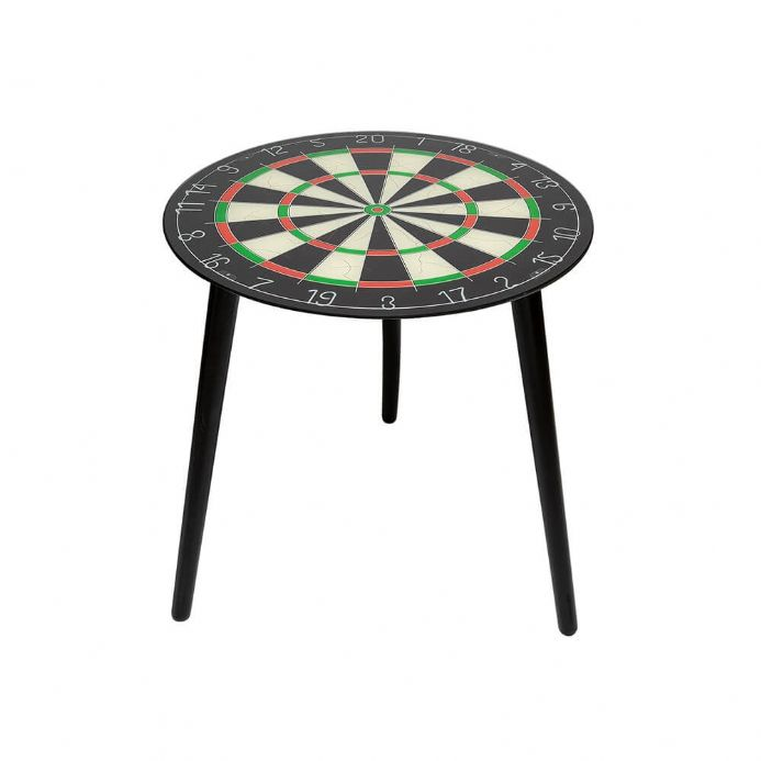 Good Times Dartboard Glass Table